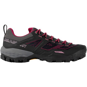 Mammut Ducan Low GTX Sko Damer, phantom/dark pink